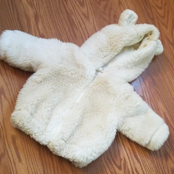 Baby & child fur jacket 3/6 mo